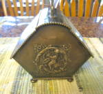 Antique Pairpoint Tobacco Caddy