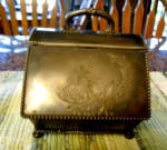 Click to view larger image of Pairpoint Antique Tobacco Caddy (Image7)