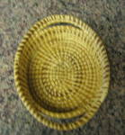 Click to view larger image of Papago Basket Oval Tray Bowl (Image4)