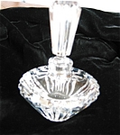 Click here to enlarge image and see more about item perfume120421: Ruckl Crystal Perfume Bottle