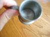 Click to view larger image of Vintage Miniature PewterTankard (Image4)