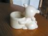 Click to view larger image of Hull Pottery Bear Planter (Image3)