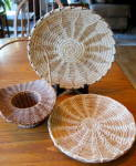 Click to view larger image of Native American Basket Trio (Image8)