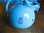 Click here to enlarge image and see more about item pitcher90521:  Vintage Cronin Ball Pitcher