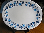 Click here to enlarge image and see more about item platter10421: Johnson Bros. Staffordshire Gretchen Platter