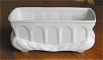 Click here to enlarge image and see more about item pmc01033: Brush McCoy Dish Planter