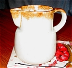 McCoy Pottery Graystone Pitcher