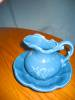 Click to view larger image of Vintage McCoy Pitcher and Bowl (Image5)