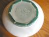 Click to view larger image of Vintage McCoy Pedestal Line Vase (Image2)