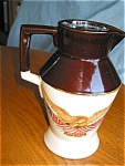 Click here to enlarge image and see more about item pmc204191: McCoy Spirit of 76 Pitcher Large
