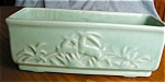 Click here to enlarge image and see more about item pmc904142: Vintage McCoy Deer Fernery Planter