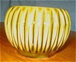 McCoy Pottery Gloss Green Vase