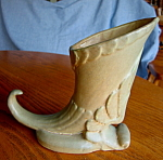 Click here to enlarge image and see more about item pn12021a: Vintage Niloak Art Pottery Vase