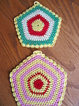 Click here to enlarge image and see more about item potholders80609: Potholders