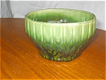 Click here to enlarge image and see more about item ppgr04042: Vintage USA Drip Glaze Vase