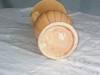 Click to view larger image of Vintage Shawnee Pottery Pedestal Vase (Image3)