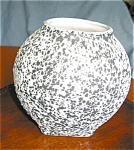 Click here to enlarge image and see more about item pshaw09091: Shawnee Pottery Confetti Vase