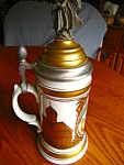 Lindner Porcelain Stein Limited Edition