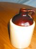 Click to view larger image of Vintage USA Stoneware Jug (Image5)