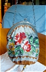 Click here to enlarge image and see more about item purse90518: Antique Victorian Beaded Purse