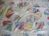 Click to view larger image of Vintage Hand Stitched Pattern Quilt (Image4)
