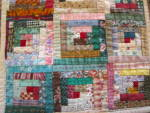 Click to view larger image of Miniature Quilts and Rack (Image4)