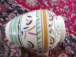 Click to view larger image of Rare Antique Ransbottom Rio Vase (Image5)