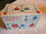 Click to view larger image of Recipe Boxes Vintage Trio (Image4)