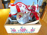Click to view larger image of Retro Kitchenware Red (Image1)