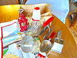 Click to view larger image of Retro Kitchenware Red (Image4)