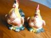 Click to view larger image of Rooster and Hen Vintage Figurines (Image5)