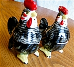 Click here to enlarge image and see more about item roosters80425: Relco Combination Shakers and Sugars