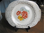 Click here to enlarge image and see more about item royal09091: Royal China Platter and Plates