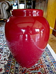 Click here to enlarge image and see more about item rrp92508: Robinson Ransbottom Floor Vase