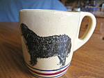 Click here to enlarge image and see more about item rrpdog50626: Robinson Ransbottom Dog Mug