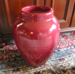 Click to view larger image of Ransbottom Floor Vase Oil Jar (Image2)
