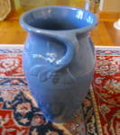 Click to view larger image of Ransbottom Tall Vase Vintage (Image8)