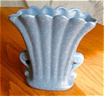 Click here to enlarge image and see more about item rumrill60508: Rumrill Dutch Blue Vase