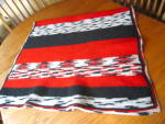 Click to view larger image of Vintage Wool Saddle Horse Blanket (Image7)