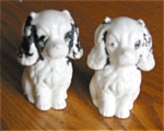 Click here to enlarge image and see more about item salts20417: Cocker Spaniel Shakers