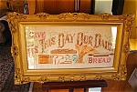 Click here to enlarge image and see more about item sampler40608: Victorian Antique Needlepoint Picture