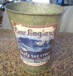Click to view larger image of Vintage New England Sap Bucket (Image5)