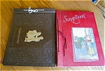 Click here to enlarge image and see more about item scrapbooks40608: Vintage Photograph Book