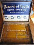 Click to view larger image of Antique Seed Box (Image1)