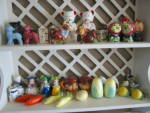 Click to view larger image of Vintage Dutch People Shakers (Image7)