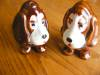 Click to view larger image of Vintage Sad Sam Dog Shakers (Image5)