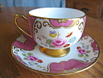 Click here to enlarge image and see more about item shelley1083: Vintage Shelley Teacup
