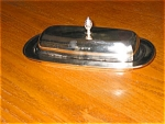 Click here to enlarge image and see more about item silv12022: Rogers Butter Dish