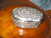 Click to view larger image of Vintage Silverplate Box (Image6)