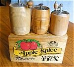 Vintage Spice Graters